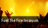 Fuel The Fire Invasion The Masquerade tickets