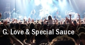 G Love & Special Sauce Harlow's Night Club tickets