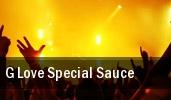 G Love & Special Sauce Jannus Live tickets