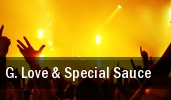 G. Love & Special Sauce Wonder Ballroom tickets