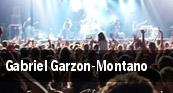 Gabriel Garzon-Montano tickets
