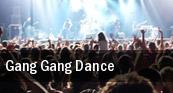 Gang Gang Dance Camden tickets