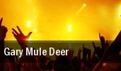 Gary Mule Deer Rochester tickets