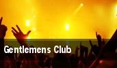 Gentlemens Club tickets