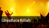 Ghostface Killah The Chance Theater tickets
