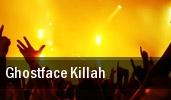 Ghostface Killah Wilbur Theatre tickets