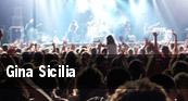 Gina Sicilia tickets