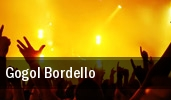 Gogol Bordello Quincy tickets