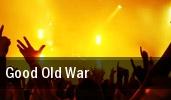 Good Old War Philadelphia tickets