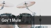 Gov't Mule Chastain Park Amphitheatre tickets