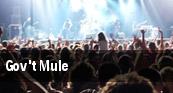 Gov't Mule Greenville tickets