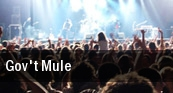 Gov't Mule Mahalia Jackson Theater for the Performing Arts tickets
