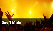 Gov't Mule Paramount Theatre tickets