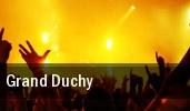 Grand Duchy tickets