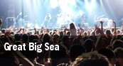 Great Big Sea Fall River tickets