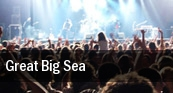 Great Big Sea Washington tickets