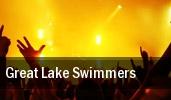 Great Lake Swimmers Cincinnati tickets