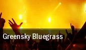 Greensky Bluegrass Madison tickets
