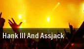 Hank III Jacksonville tickets