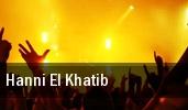 Hanni El Khatib tickets