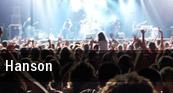 Hanson Birmingham tickets