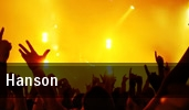 Hanson Nashville tickets