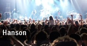 Hanson Saint Petersburg tickets