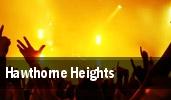 Hawthorne Heights Clarksville tickets