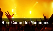 Here Come The Mummies Zorah Shrine Auditorium tickets