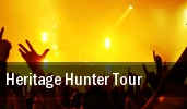 Heritage Hunter Tour The Fillmore tickets
