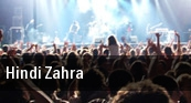 Hindi Zahra Bush Hall tickets