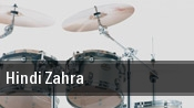 Hindi Zahra Scala London tickets