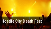 Hostile City Death Fest tickets