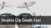 Hostile City Death Fest Philadelphia tickets