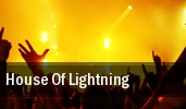 House of Lightning tickets