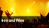 Iron and Wine Fargo tickets