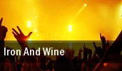 Iron and Wine Oakland tickets