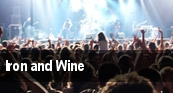 Iron and Wine Paramount Theatre tickets