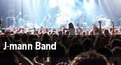 J-mann Band Cleveland tickets