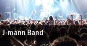 J-mann Band Peabodys Downunder tickets