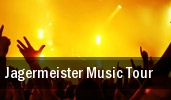 Jagermeister Music Tour Manchester tickets