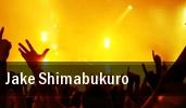 Jake Shimabukuro Durham tickets