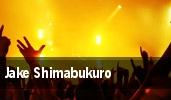 Jake Shimabukuro Nashville tickets