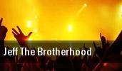Jeff The Brotherhood Bowery Ballroom tickets