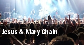 Jesus & Mary Chain Cleveland tickets