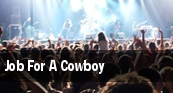 Job For A Cowboy Bangor tickets