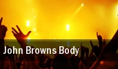 John Brown's Body Carrboro tickets