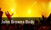 John Brown's Body Cat's Cradle tickets