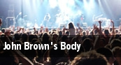 John Brown's Body Charlotte tickets