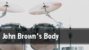 John Brown's Body Cleveland tickets